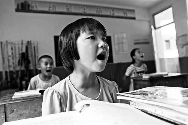 扶贫教育的路径和工资郁南小学教师价值图片